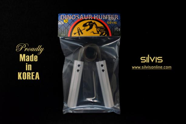 silvis dinosaur hunter hand gripper grip strength training tool 3