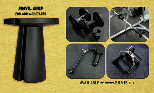 silvis anvil grip