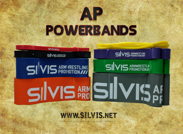 silvis ap powerband all